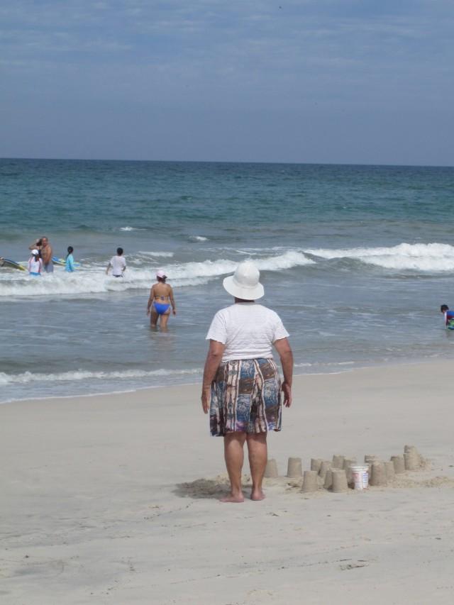 Life Saver Careyeros Beach Mexcio