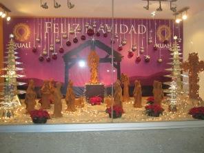 Nativity scene Nuevo Vallarta
